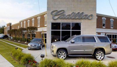 Cadillac of Novi 3D Model