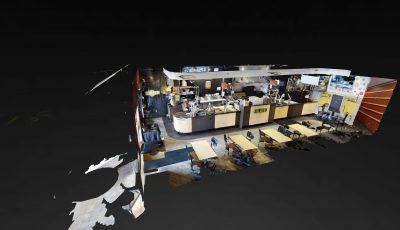 House of Falafel – Farmington 3D Model