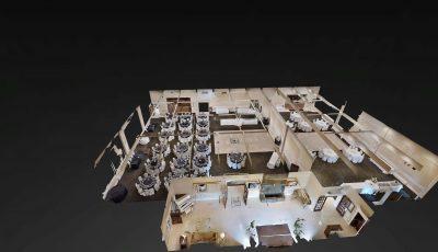 Lakeland Banquet Center 3D Model