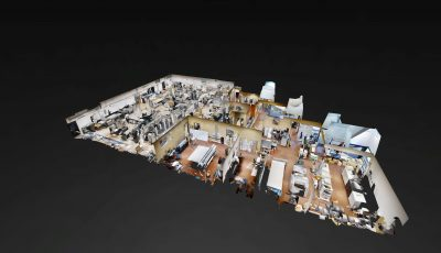 Saturn Printing & Imaging 3D Model