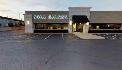 Sola Salons Studios 3D Model