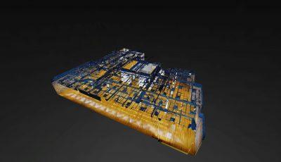 Julian C Madison – 6th Floor 3D Model