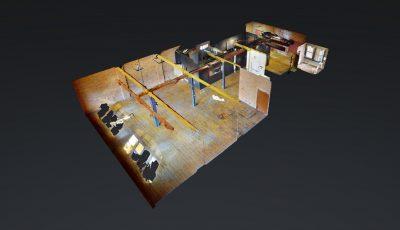 1442 Brush Street – 3rd Floor 3D Model