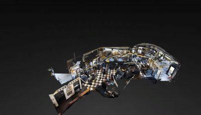 Diamond Jim Brady's Bistro 3D Model