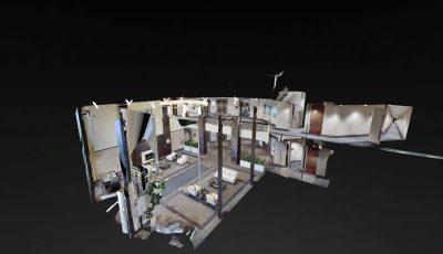Summit Pointe Virtual Tour 3D Model