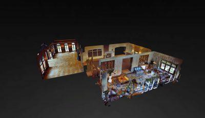 Henry Ford Fair Lane Estate 3D Model