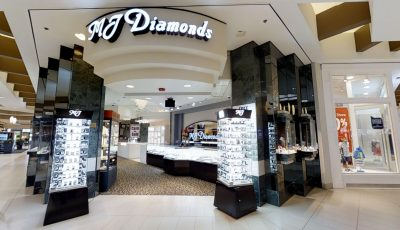 MJ Diamonds – Laurel Park Mall 3D Model