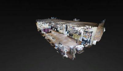 MASQ Beauty 3D Model