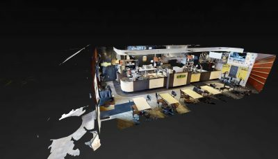 House of Falafel – Farmington 3D Model