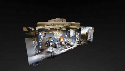 Jones-Keena Design Studio 3D Model