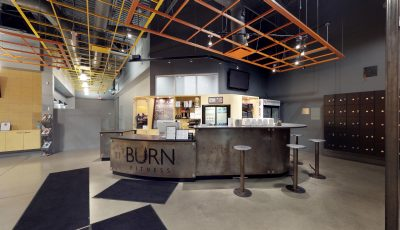 Burn Fitness – Rochester Hills, MI 3D Model