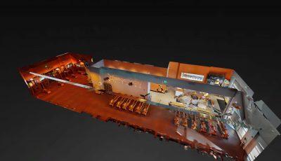 Orange Theory Fitness – Northville. MI 3D Model