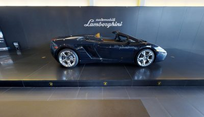 Suburban Lamborghini 3D Model