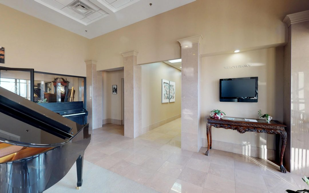 Steinway Piano Gallery Detroit