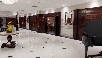 Kensington Hotel & Conference Center 3D Model