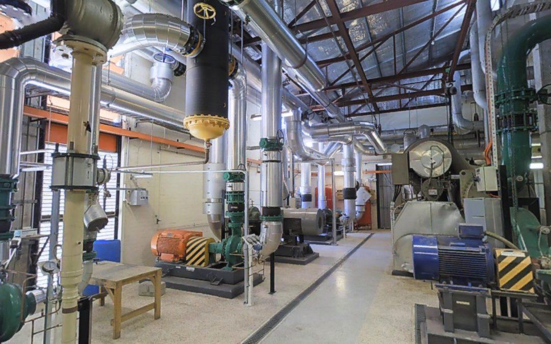 Large Mechanical Plant