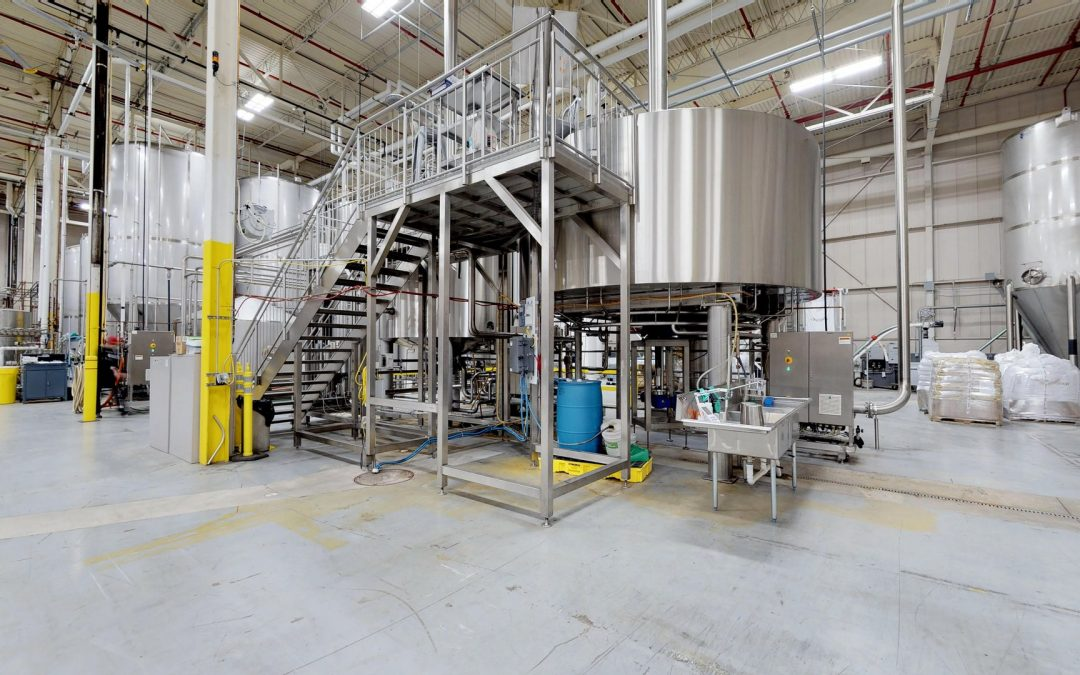 Brew Detroit Brewing Facility