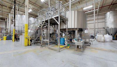 Brew Detroit Brewing Facility 3D Model