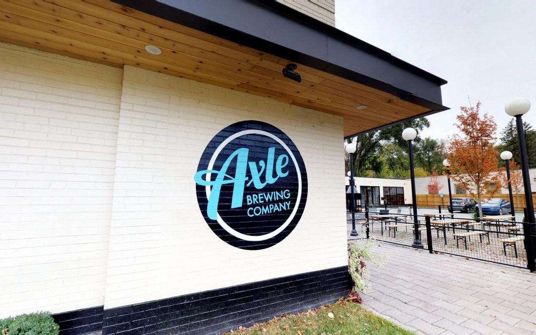 Axle Brewing – Livernois Tap