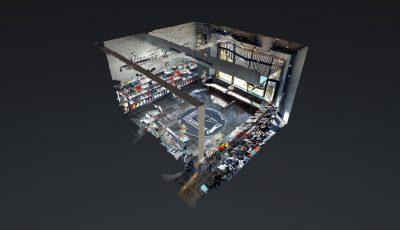 Sneaker Legends 3D Model